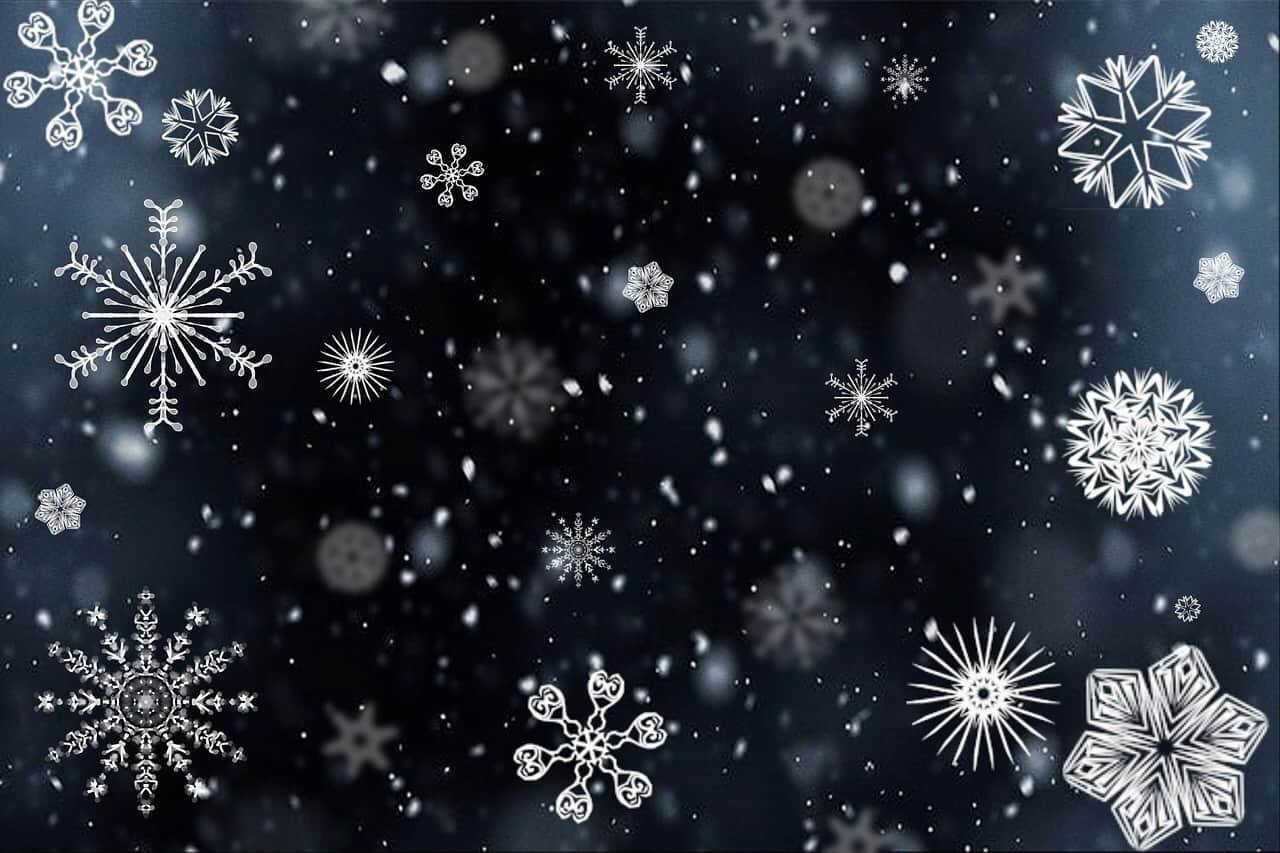 We are like a snowflake, all different in our beautiful way.