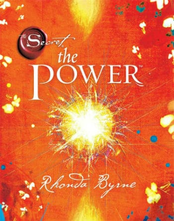 """The Power"" by Rhonda Byrne."