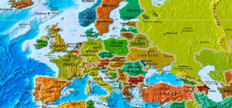 Europe – yours to discover!