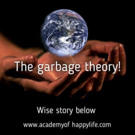 the garbage theory