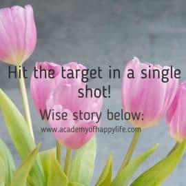 right shot!