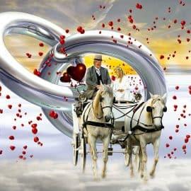 Joke – billionaire getting married!