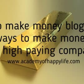 How to make money blogging! Best ways how to make money blogging. List of high paying companies to make money from your blog. Your blog can make you rich, read here how o do it. The best tutorial of making money from blog.