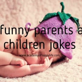11 funny parents and kids jokes